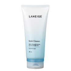 korean online shopping store price review Laneige Malaysia Multi Cleanser 180ml