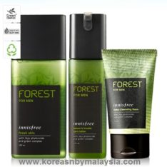 Innisfree Forest For Men Grooming Set 350ml malaysia skincare beautycare cosmetic makeup online shop