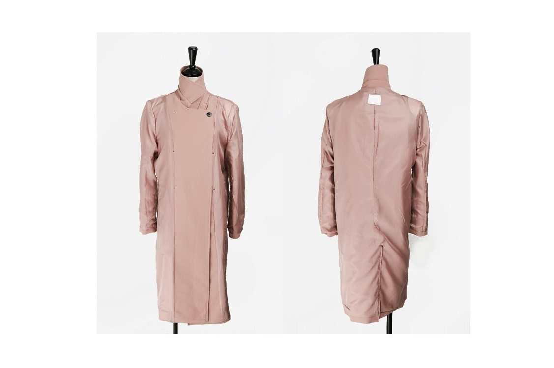 Basic Trench Coat Korean Fashion Shop Singapore