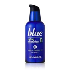 Banila Co. Blue Styling Moisturizer B Brightening + CC SPF 30 PA++ For Men 70ml korean cosmetic skincare product online shop malaysia singapore indonesia