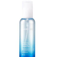 korean Laneige Malaysia Brightening Sparkling Water Capsule Mist cosmetic skincare product online