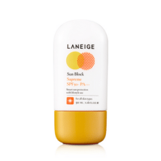 korean Laneige Malaysia Sun Block Supreme SPF50+ PA+++ cosmetic skincare product online