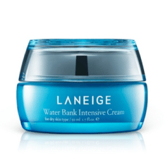 korean Laneige Malaysia Water Bank Intensive Cream cosmetic skincare product online