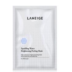 korean Laneige Sparkling Water Brightening Peeling Mask cosmetic skincare product price malaysia