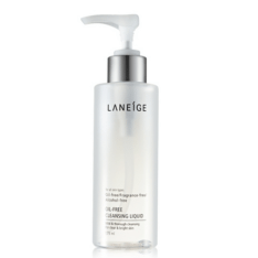 korean online shopping store price review Laneige Malaysia Oil-free Cleansing Liquid 175ml