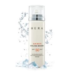Hera Malaysia Sun Mate Cooling Mousse SPF50 skincare beautycare cosmetic makeup