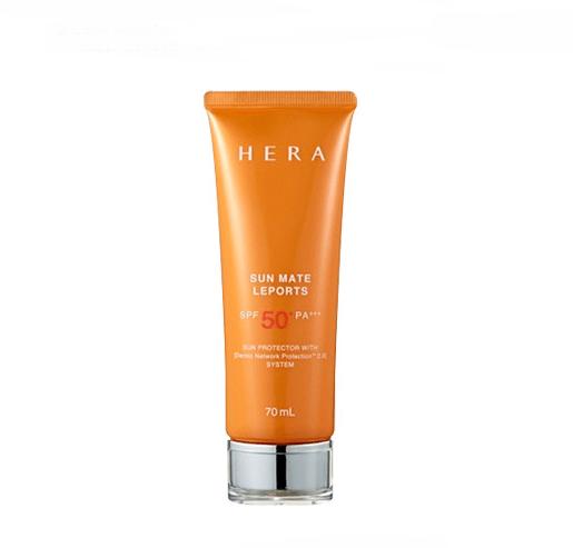 Hera Malaysia Sun Mate Leports SPF50 PA++ 70ml skincare beautycare cosmetic makeup