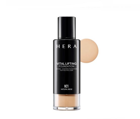 Hera Malaysia Vital Lifting Foundation SPF25 PA+++ 30ml skincare beautycare cosmetic makeup