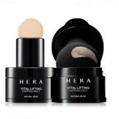 Hera Vital Lifting Tapping Pact SPF33 PA+++ 10g skincare beautycare cosmetic makeup