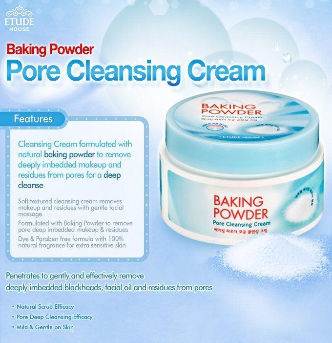 Etude house baking powder pore cleansing