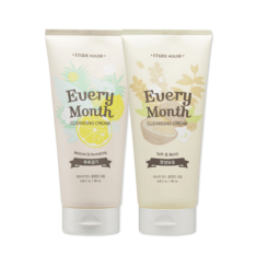 Etude House Every Month Cleansing Cream 180ml malaysia price product review online shop
