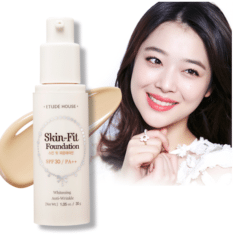 Etude House Skin Fit Foundation SPF 30 PA++ 30g