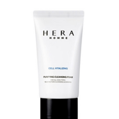 Hera Homme malaysia Cell Vitalizing Purifying Cleansing Foam 150ml skincare beautycare cosmetic makeup2