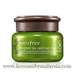 The Green Tea Seed Eye Cream 30ml malaysia skincare beautycare cosmetic makeup