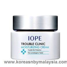 IOPE Trouble Clinic Moisturizing Cream malaysia skincare beautycare cosmetic online