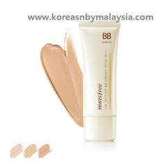 Innisfree Air Skin Fit BB Cream SPF 35 PA++ 40ml malaysia MakeUp beautycare cosmetic makeup