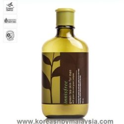 Innisfree Green Tea Skin For Men 150ml malaysia skincare beautycare cosmetic online