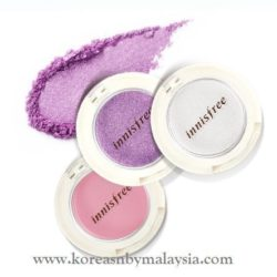 Innisfree Mineral Single Shadow 2.3g malaysia MakeUp beautycare cosmetic makeup