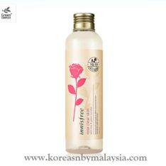 Innisfree Rose Clear Skin 250ml malaysia skincare beautycare cosmetic makeup