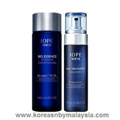 IOPE Men Bio Set malaysia lip face makeup korean online shop
