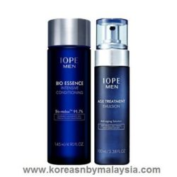 IOPE Men Bio Set malaysia lip face makeup korean online shop