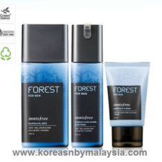 Innisfree Forest For Men Moisture Set 330ml malaysia skincare beautycare cosmetic makeup online shop