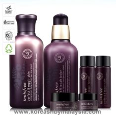 Innisfree Perfect 9 Repair Special Set 425ml malaysia skincare beautycare cosmetic makeup online shop