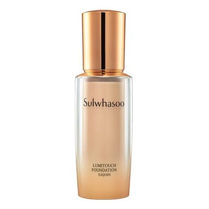 Sulwhasoo Lumitouch Foundation Liquid SPF 15+ PA+++ Price Malaysia Germany Canada China