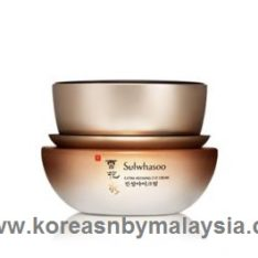 Sulwhasoo Timetreasure Renovating Eye Cream 25ml malaysia skincare cleanser beautycare makeup online korea