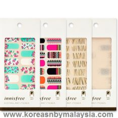 Innisfree Eco Nail Art Sticker 10ml malaysia skincare beautycare cosmetic makeup online shop
