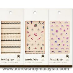 Innisfree Eco Nail Deco Sticker 5g malaysia skincare beautycare cosmetic makeup online shop