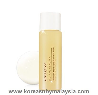Innisfree Eco Nail Removers 100ml malaysia skincare beautycare cosmetic makeup online shop
