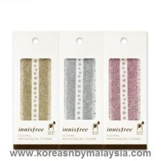 Innisfree Eco Nail Water Decal Sticker 10ml malaysia skincare beautycare cosmetic makeup online shop