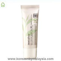 Innisfree Eco Natural Green Tea BB Cream SPF 29 malaysia skincare beautycare cosmetic makeup online shop