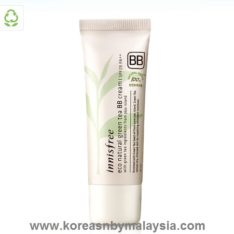 Innisfree Eco Natural Green Tea BB Cream SPF 29 malaysia skincare beautycare cosmetic makeup online shop