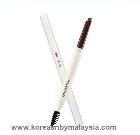 Innisfree Eco eyebrow pencil 0.3g malaysia skincare beautycare cosmetic makeup online shop