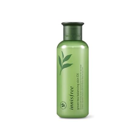 Innisfree Green Tea Balancing Skin Toner 200ml [Combination Skin]korean cosmetic skincare product online shop malaysia china usa2