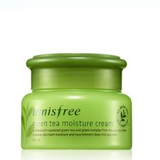 Innisfree Green Tea Moisture Cream 50ml malaysia skincare beautycare cosmetic makeup online shop