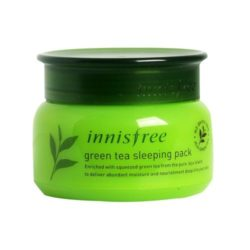 Innisfree Green Tea Sleeping Pack korean cosmetic skincare product online shop malaysia china india