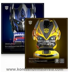Innisfree Hero Transformers Mask 28g malaysia skincare beautycare cosmetic makeup online shop