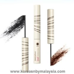 Innisfree Skinny Microcara Mascara 3.5g malaysia skincare beautycare cosmetic makeup online shop