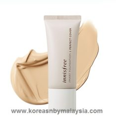 Innisfree Smart Foundation Perfect Cover SPF 33 malaysia skincare beautycare cosmetic makeup online shop
