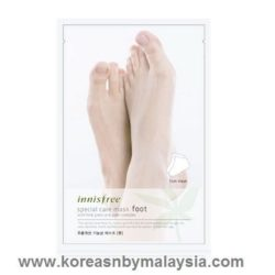 Innisfree Special Foot Care Mask 20ml malaysia skincare beautycare cosmetic makeup online shop