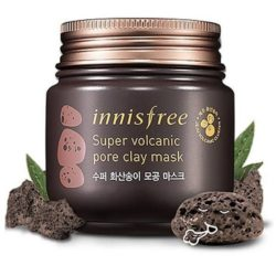 Innisfree Super Volcanic Pore Clay Mask korean cosmetic skincare product online shop malaysia china india