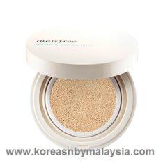 Innisfree Water Glow Cushion SPF 50 malaysia skincare beautycare cosmetic makeup online shop
