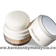 Innisfree Mineral Powder SPF 40 PA++ 10g malaysia cleansing skincare beautycare cosmetic makeup online shop