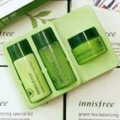 Innisfree Green Tea Balancing Special Trial Kit price malaysia philippine singapore brunei cambodia