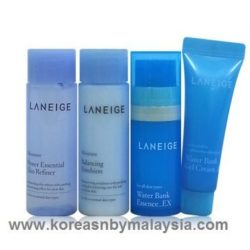 Laneige Moisture Trial Set 4 pcs 70ml malaysia beauty skincare makeup online product price