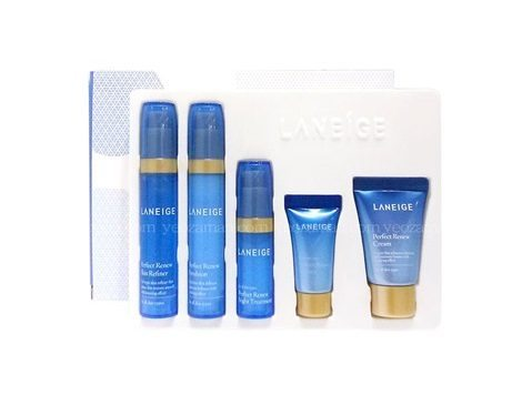 Laneige Perfect Renew Trial Set - Korean Cosmetic Store