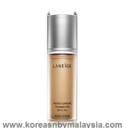 Laneige Water Supreme Foundation SPF 15+ PA+++ 35ml malaysia beauty skincare makeup online product price